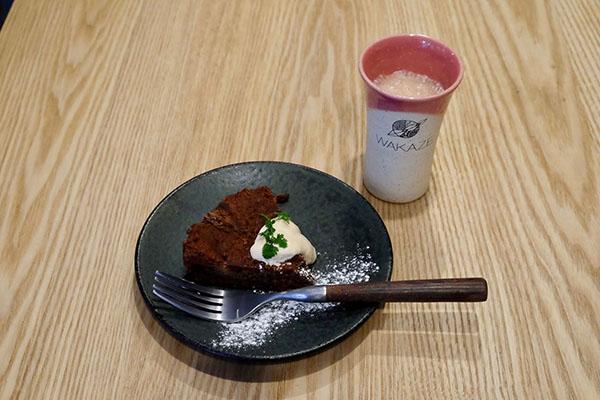 三軒茶屋のどぶろく〜chocolate〜 recipe no.013