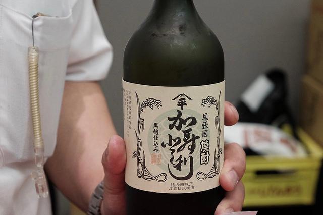 甘強酒造の加寿登利焼酎