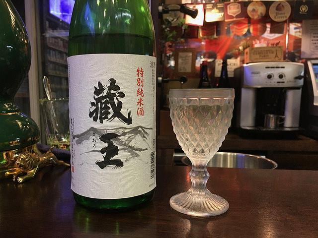 蔵王特別純米酒