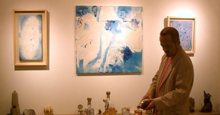 現役中堅作家のオリジナル絵画・彫刻・書・工芸品を購入してくださる方を紹介してください。