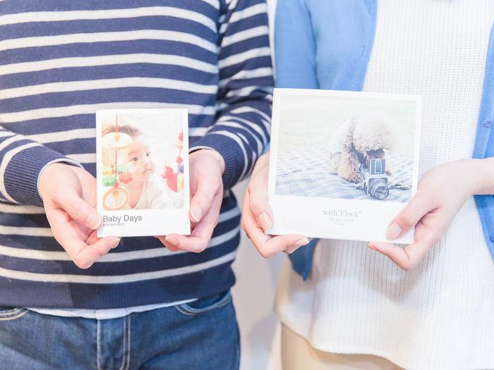 ユーザーの大事な思い出や特別な瞬間を本やポストカードにして販売する事で、他社にはないオリジナルの商品をご提供する事が可能です。マットな質感やこだわりの製本方法により、クオリティーの高い商品です。