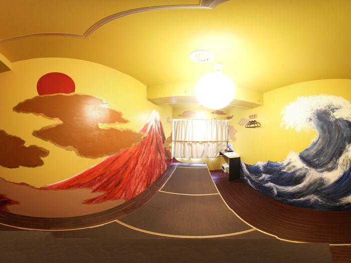 SAMURAI HOTELにて撮影させていただきました。