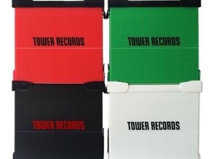 タワーレコード株式会社様の「タワレココンテナ」になります。
