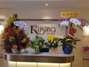 Kristina Spa là địa chỉ chăm sóc sắc đẹp lý tưởng cho chị em phụ nữ