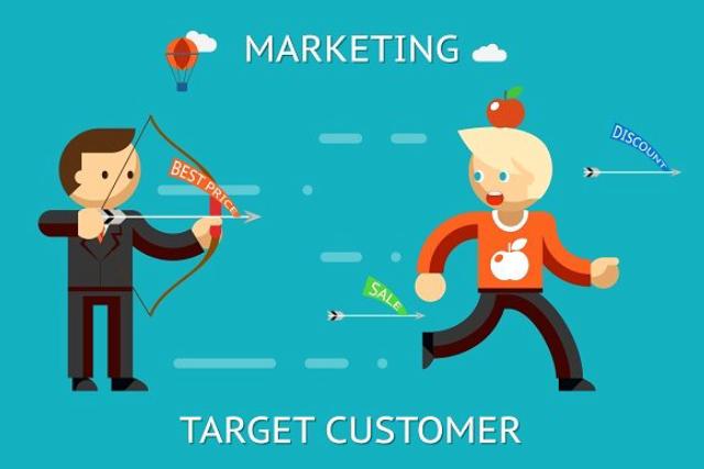 Kết quả hình ảnh cho khách hàng mục tiêu
