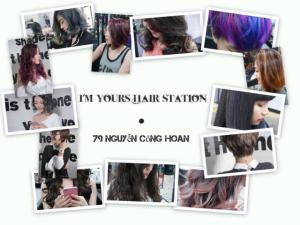 Cùng I'm Yours Hair Station trải nghiệm phần mềm quản lý Salon  của SalonHero