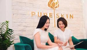 Quản lý chuỗi trung tâm PureSkin Laser Clinic thật dễ dàng với phần mềm spa