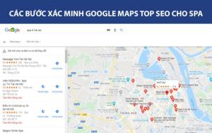 Thủ thuật SEO cho Spa & Salon - Các bước xác minh Google Maps