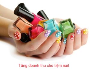 Tăng Doanh Thu Cho Tiệm Nail
