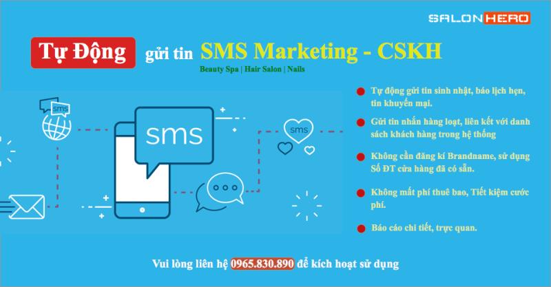 sms marketing phan mem quan ly spa