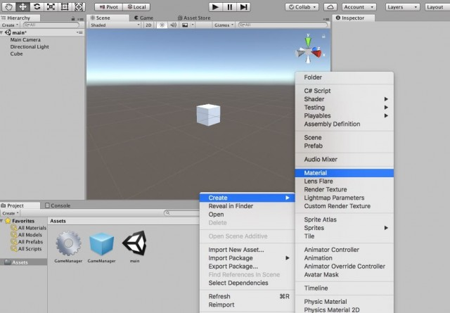 unity-material-3