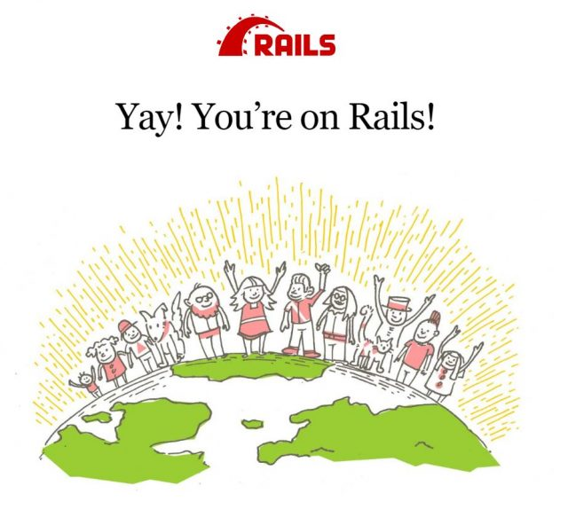 rails browser screen