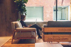 ITベンチャーが集結する渋谷へオフィス移転「生産性の高さを求めたデザイン」とは?