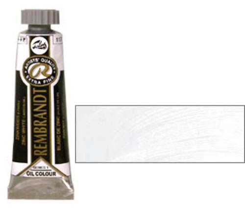 レンブラント 油絵具5号(15ml) 117ジンクホワイト(リンシード)