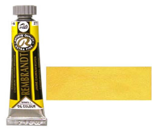 レンブラント 油絵具5号(15ml) 271カドミウムイエローミディアム