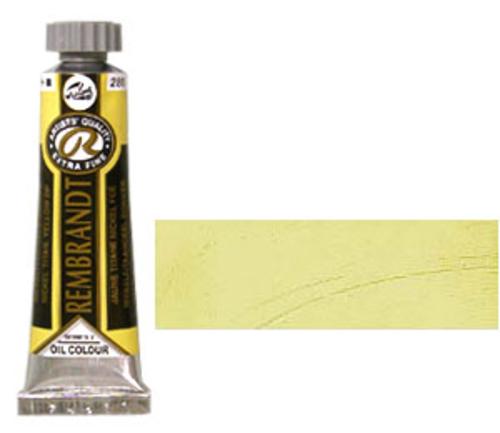 レンブラント 油絵具5号(15ml) 280ニッケルチタニウムイエローディープ
