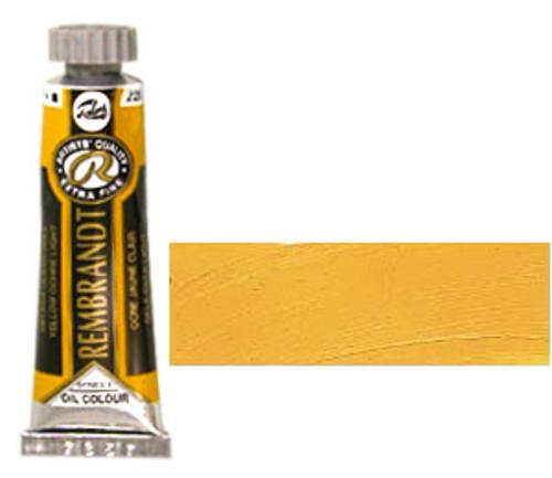レンブラント 油絵具5号(15ml) 228イエローオーカーライト
