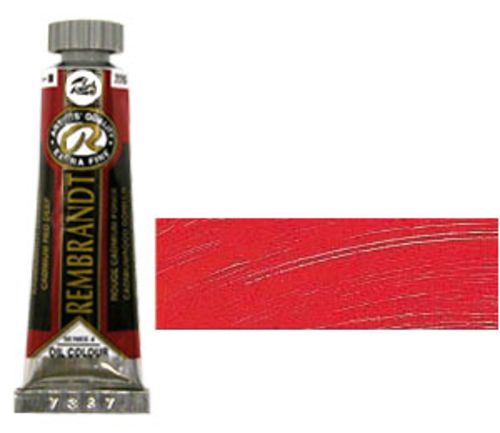 レンブラント 油絵具5号(15ml) 306カドミウムレッドディープ