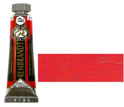 レンブラント 油絵具5号(15ml) 371パーマネントレッドディープ