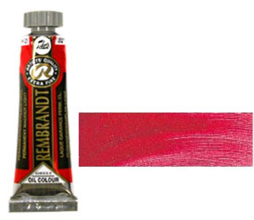 レンブラント 油絵具5号(15ml) 321パーマネントマダーライト