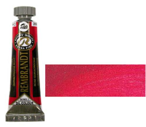 レンブラント 油絵具5号(15ml) 366キナクリドンローズ