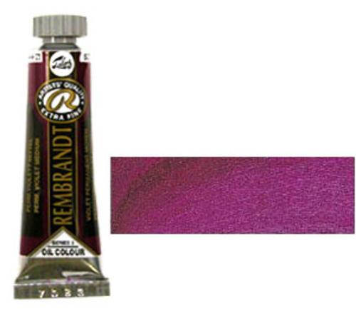 レンブラント 油絵具5号(15ml) 537パーマネントバイオレットミディアム