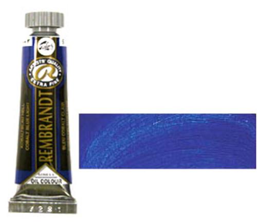 レンブラント 油絵具5号(15ml) 513コバルトブルーライト
