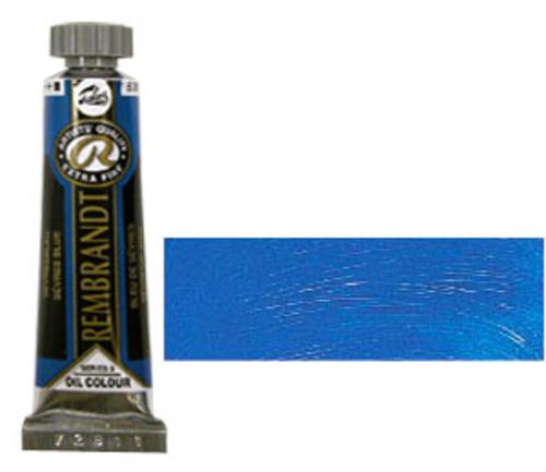 レンブラント 油絵具5号(15ml) 530セーブルスブルー