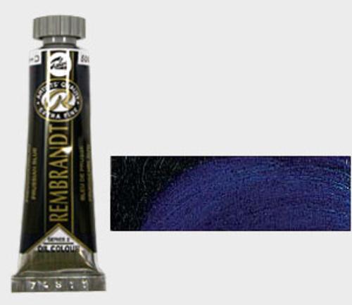 レンブラント 油絵具5号(15ml) 508プルシャンブルー