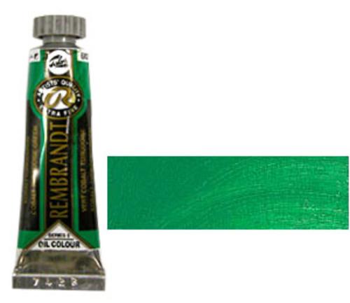 レンブラント 油絵具5号(15ml) 682コバルトターコイズグリーン