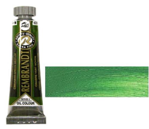 レンブラント 油絵具5号(15ml) 625シナバーグリーンミディアム