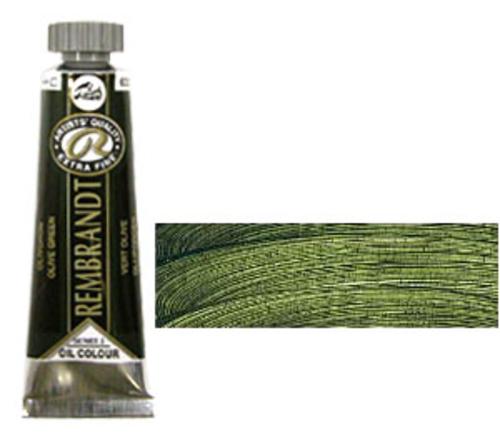 レンブラント 油絵具5号(15ml) 620オリーブグリーン