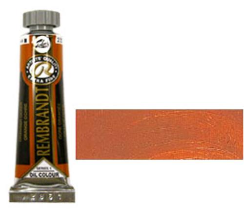 レンブラント 油絵具5号(15ml) 232オレンジオーカー