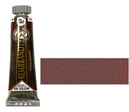 レンブラント 油絵具5号(15ml) 339ライトオキサイドレッド