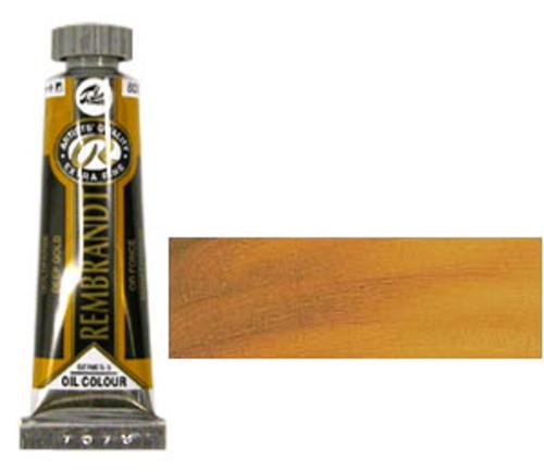 レンブラント 油絵具5号(15ml) 803ディープゴールド