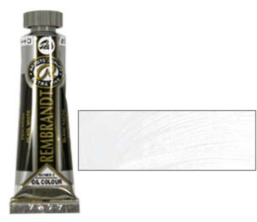 レンブラント 油絵具5号(15ml) 817パールホワイト