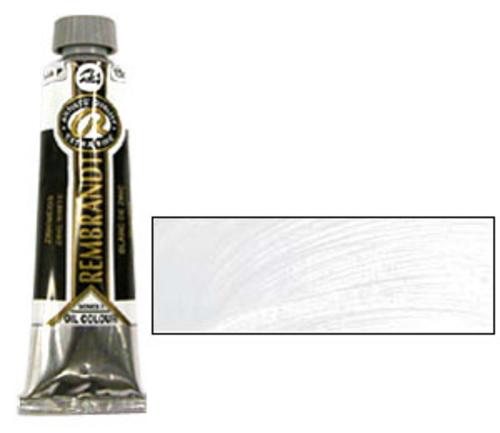レンブラント 油絵具9号(40ml) 104ジンクホワイト(サフラワー)