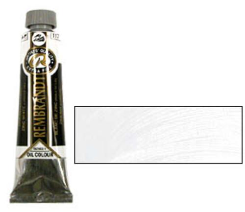 レンブラント 油絵具9号(40ml) 117ジンクホワイト(リンシード)
