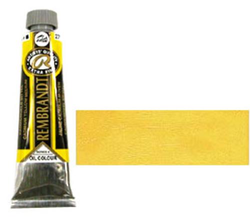 レンブラント 油絵具9号(40ml) 271カドミウムイエローミディアム