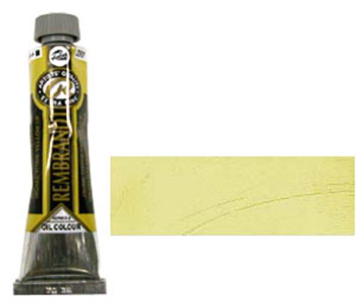 レンブラント 油絵具9号(40ml) 280ニッケルチタニウムイエローディープ