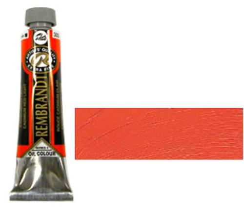 レンブラント 油絵具9号(40ml) 303カドミウムレッドライト
