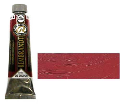 レンブラント 油絵具9号(40ml) 309カドミウムレッドパープル