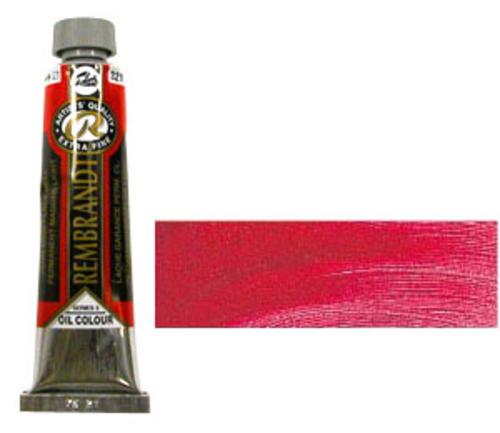 レンブラント 油絵具9号(40ml) 321パーマネントマダーライト