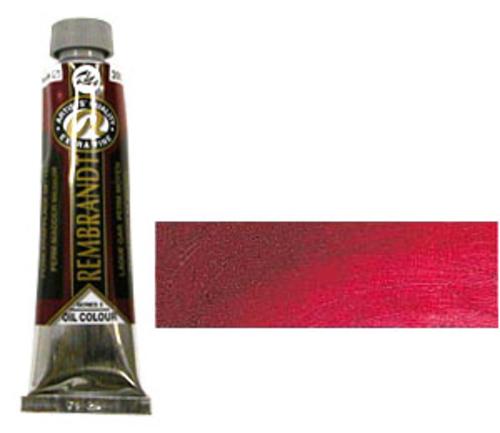 レンブラント 油絵具9号(40ml) 395パーマネントマダーミディアム