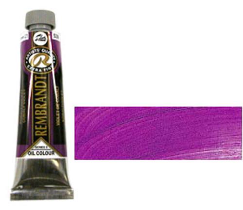レンブラント 油絵具9号(40ml) 539コバルトバイオレット