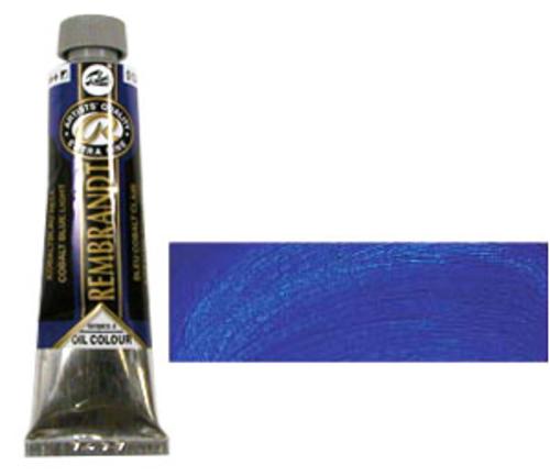 レンブラント 油絵具9号(40ml) 513コバルトブルーライト