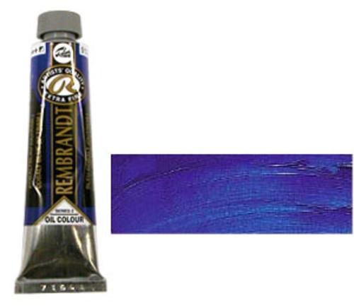 レンブラント 油絵具9号(40ml) 512コバルトブルーウルトラマリン