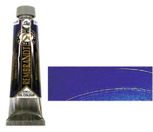 レンブラント 油絵具9号(40ml) 515コバルトブルーディープ