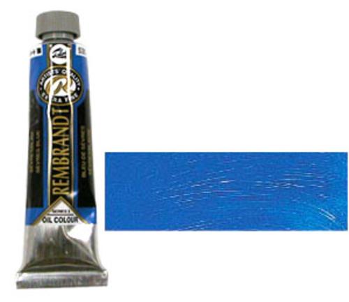 レンブラント 油絵具9号(40ml) 530セーブルスブルー