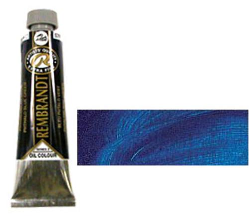 レンブラント 油絵具9号(40ml) 576フタロブルーグリーン